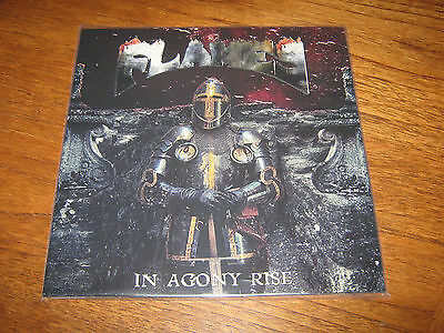 """FLAMES """"In Agony Rise"""" LP  possessed kreator"""