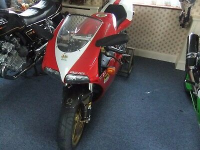Ducati 916 SPS 1997 - 1369 Miles From New - 1 Owner