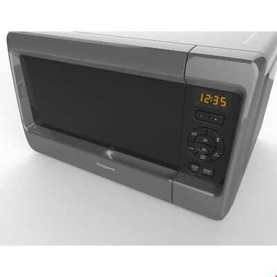 Hotpoint MWH2422 MS 4You 24L Microwave & Grill in Silver