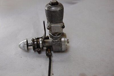 MODEL AIRCRAFT ENGINE WHIRLWIND 6cc SPARK IGNITION MOTOR
