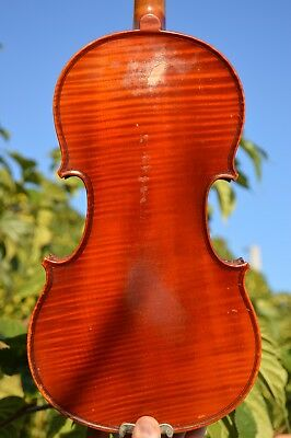 Beautiful Old French Violin, Louis HECQUIN