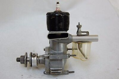 Model Aircraft Engine Ohlsson & Rice 1947 .60 Ign