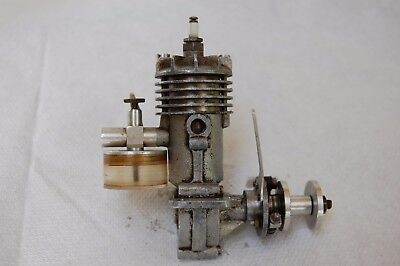 Model Aircraft Engine Hallam Nipper Spark Ignition Engine
