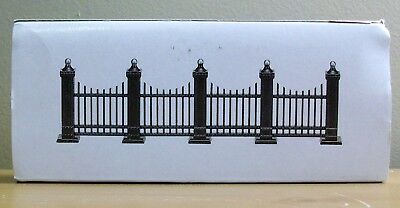 Dept 56 Accessories Heritage Village Wrought Iron Fence Extensions 5515-8