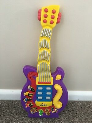 The wiggles Kids Guitar Toddler Music