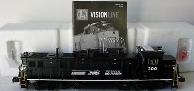 O Lionel VISIONLine Legacy Norfolk Southern Genset Switcher in Box with Sound