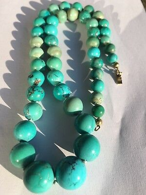 antique old turquoise necklaces gold half clasp, other Amber coral jewelry sale