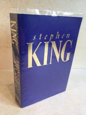 Hearts in Atlantis (AN UNCORRECTED PROOF COPY). Stephen king. 1999