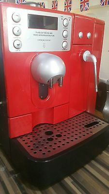 Franke Bean to Cup Coffee Machine........... 99p start No Reserve NO TIMEWASTERS