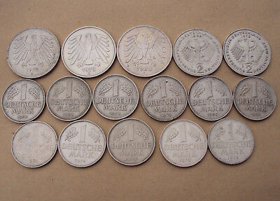 Germany: lot of German Marks