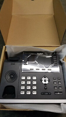 OPEN BOX Yealink SIP-T46S Gigabit VoIP IP Phone
