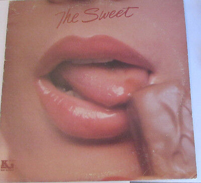 The Sweet - The Sweet Lp  Usa 1976