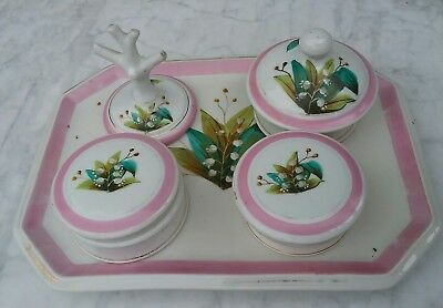 Victorian dressing table Set