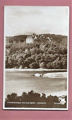 1947 Postcard - Carbisdale Castle Near Ardgay
