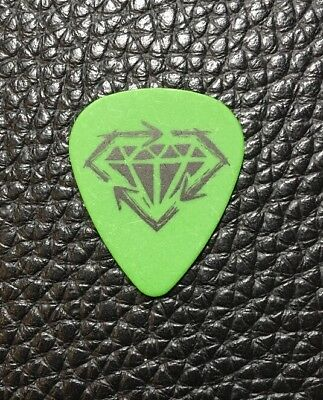 Guitar Pick - Stick To Your Guns - Real Tour Guitar Pick