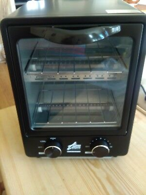 Bnib Portable Table Top Electric Mini Kitchen Toaster Oven Grill Cooker Caravan