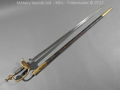 Prussian Infantry Officers Sword