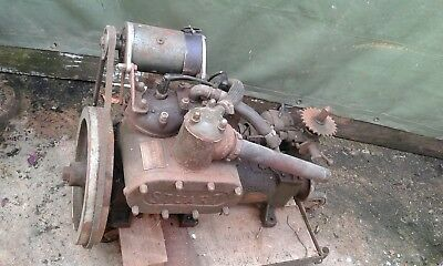 stuart turner marine engine p55 8hp