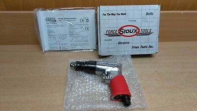 """Sioux Force Tools Model 5445R 3/8"""" Reversible Pistol Grip Air Drill"""