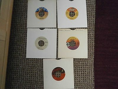 Soul Pack-(10)--X 5 Singles--Includes R/b-Northern- Funk--Free P+P