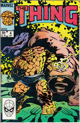 Marvel The Thing, #4, 1983, John Byrne, Ron Wilson