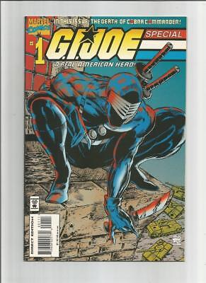 GI JOE SPECIAL #1  with Free Shipping SPIDER-MAN Homage Cover  Free Shipping