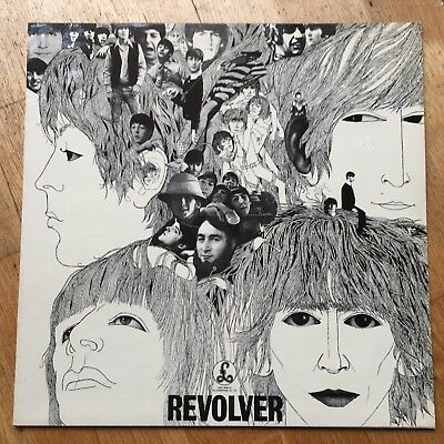 The Beatles - Revolver - 1966 Stereo Copy Near Mint Condition