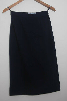 "Vintage Ballantyne Of Peebles Scotland Wool Cashmere Skirt 26"" Waist (1339)"
