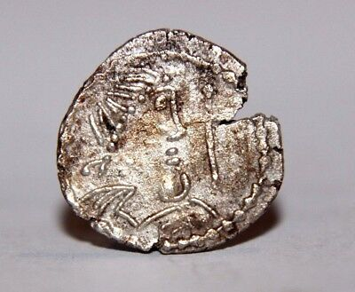 Anglo-Saxon, Early Period. ca. 710-725 AD Silver Coin