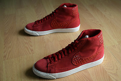 NIKE BLAZER MID PRM BANCONOTE 39 40 42 43 44 45 46 638261 601 Air Force 1 QS