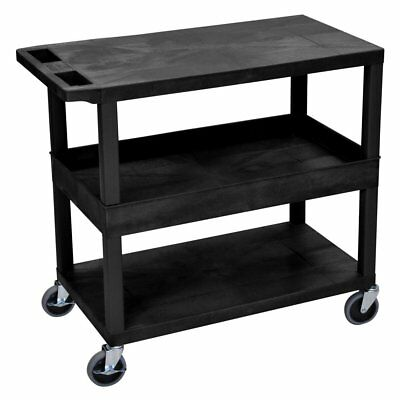 Luxor EC212-B 18 x 32 in. Cart