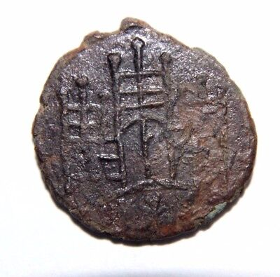 Medieval PRINCIPALITY OF ANTIOCHE, anonymous Coin 1120-1140 AD