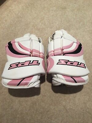TPS Ice Hockey Gloves Size 12