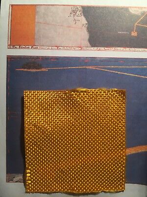 CHRISTO The Floating Piers ITALY 2016