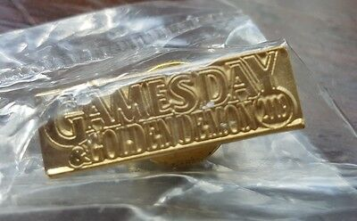 Games Workshop 2009 Games Day Golden Demon pin badge NEW