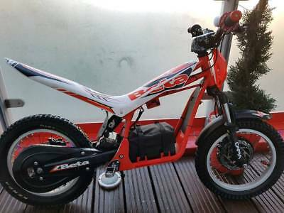 BETA OSET MINITRAIL 16in 2017electric trials bike My property or delivery fuel