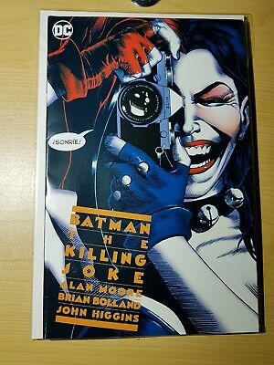 Batman: The Killing Joke Harley Quinn Cover 25th Anniv Mexico Edition in Spanish
