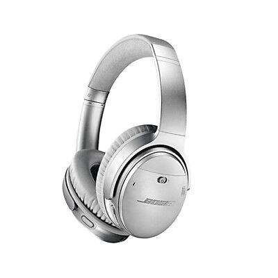Bose QC35 II Quiet Comfort Noise Cancelling Wireless Silver