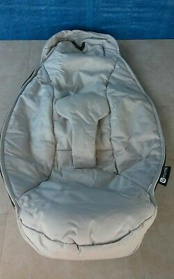 2017 4moms, mamaRoo 4, Baby Swing, NEW Grey Classic (COVER ONLY)