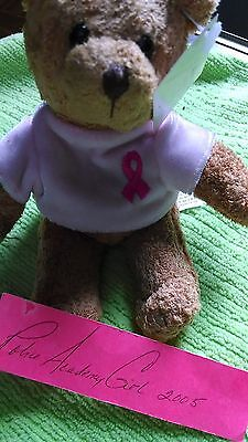 AVON BREAST CANCER BEAR  Avon Collectible Breast Cancer Item Pre-Own/MINT w/tag