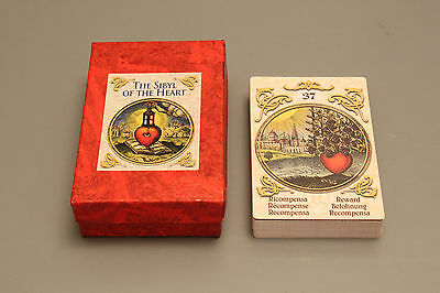 Sibyl Of The Heart - Rosicrucian - Alchemical Oracle Ltd Edition - Standard Box