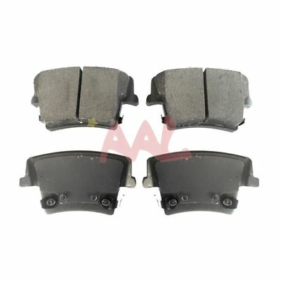 AAL Rear BRAKE PADS For 2002-2005 2006 2007 DODGE CARAVAN Disco//Disco 4 pcs