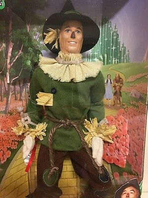 75th Anniversary The Wizard Of OZ Scarecrow Ken Barbie Doll