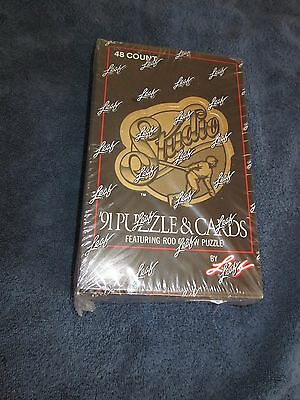 1991 Leaf Studio Factory Sealed Box - 36 Unopened Packs