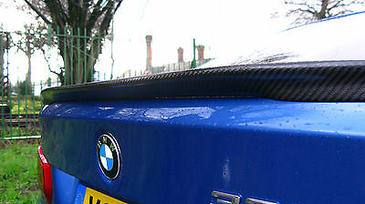 Real Carbon Fiber Rear Boot Spoiler For BMW 3 Series F30