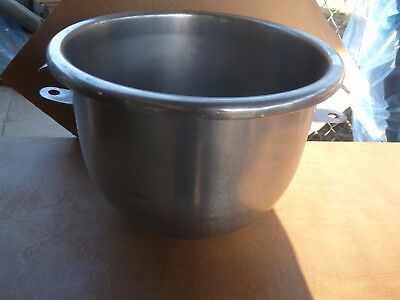 Hobart A-200-12 Stainless Steel Mixer Bowl 12 qt bowl for 20 qt mixer