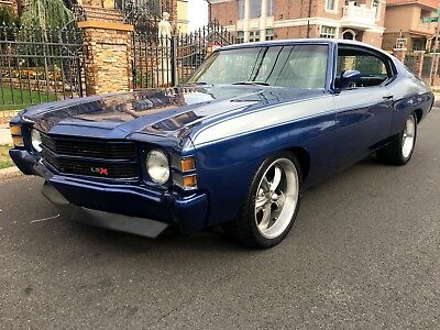 1971 Chevrolet Chevelle * LSX Swapped * NO RESERVE * Fuel Injected 1971 Chevelle * LSX Swapped * NO RESERVE * Fuel Injected * Pro-Touring * Custom