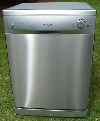 TECHNIKA dishwasher, Bellissimo - VDW6SS-4, stainless steel, excellent order