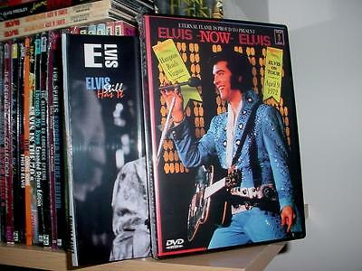Elvis Presley NOW! (DVD) On Tour Hampton Roads Concert '72