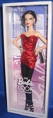 Barbie Collector City Shopper  Barbie Look  Doll City Shine Fashion Doll, New
